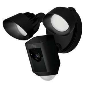 Ring Floodlight Cam - Black £169.15 using code OCT18 at  Wickes