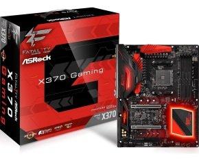 ASRock Fatal1ty X370 Professional Gaming AM4 DDR4 ATX Motherboard £99.99 Ebuyer