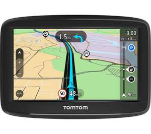 "TOMTOM Start 42 4.3"" £79.99 ( +20% TopCashBack) @ Currys"
