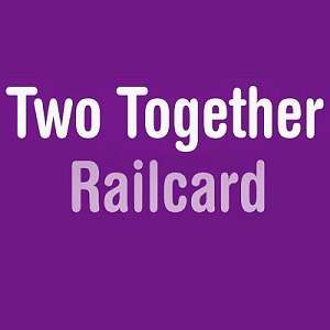 10% Off Two Together Railcard