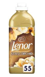 Lenor Gold Fabric Conditioner 55 Washes 1.925L £2.99 @ Heron Foods