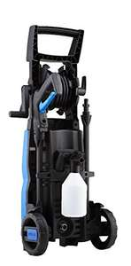 Nilfisk C 120 bar Pressure Washer with Patio Cleaner and Drain Cleaner, Blue - £79.99 @ Amazon