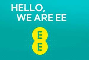 Free PAYG EE sim card get £10 FREE credit plus txts, mins, data. No top up req @ EE / Quidco