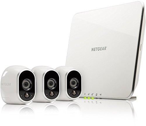 Arlo Smart Home VMS3330 3 HD Security Camera Kit [Amazon] - £249.99