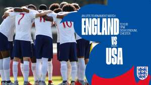 U17 England vs USA at Chester  FC 12/10/18 Adults £3 / Kids & Concessions £1