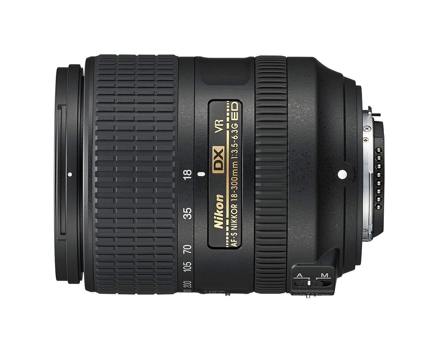 Nikon AF-S DX NIKKOR 18-300 VR Lens  £439 Amazon