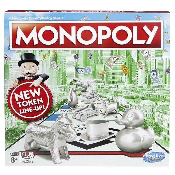 Monopoly Classic Half of Amazon Price £9.99 @ Smyths toys - Free c&c