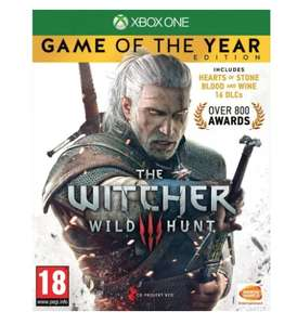 The Witcher 3 Wild Hunt GOTY [XBox] £15.95 @ TheGameCollection