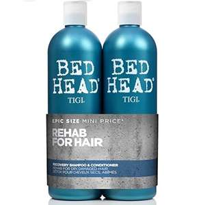 BED HEAD by TIGI Urban Antidotes Recovery Tween Duo Moisture Shampoo and Conditioner 2x750 ml £12.60 Amazon - Prime member exclusive
