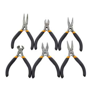 Craftright Assorted Mini Pliers only £1.50 @ Homebase (Free C&C)