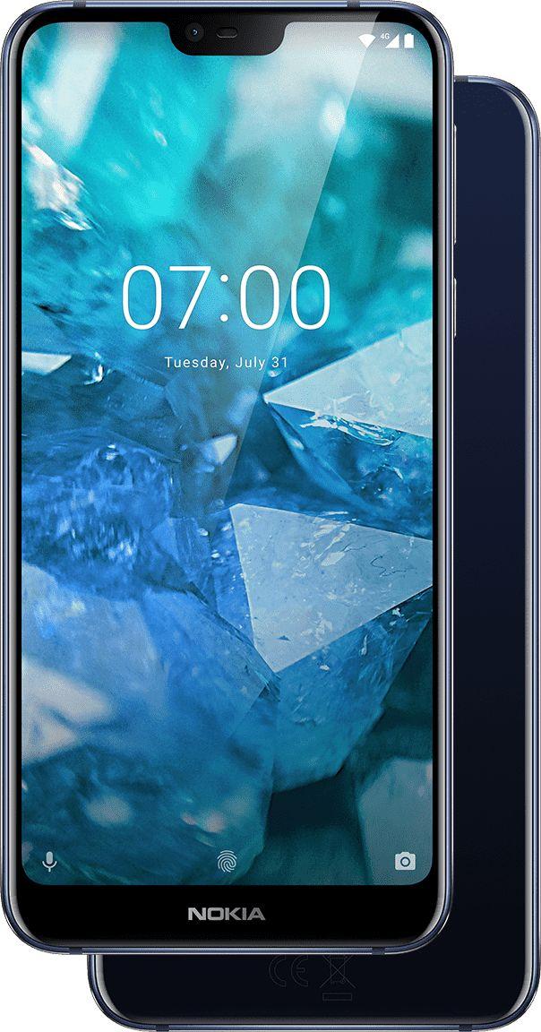 Pre-order a Nokia 7.1 £299 and get free Nokia True Wireless Earbuds*  @ Nokia