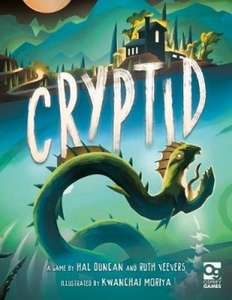 Cryptid deduction board game £16.19 delivered @ Books ect