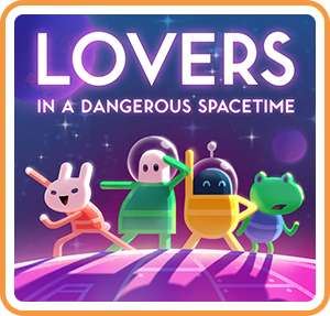 Lovers in a Dangerous Spacetime - Nintendo Switch - £4.81 Mexico eShop (40% OFF)
