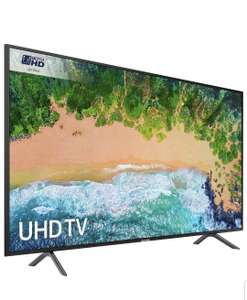 """Samsung 65"""" UE65NU7100 UHD HDR 4K TV £839 with code @ Reliant Direct."""