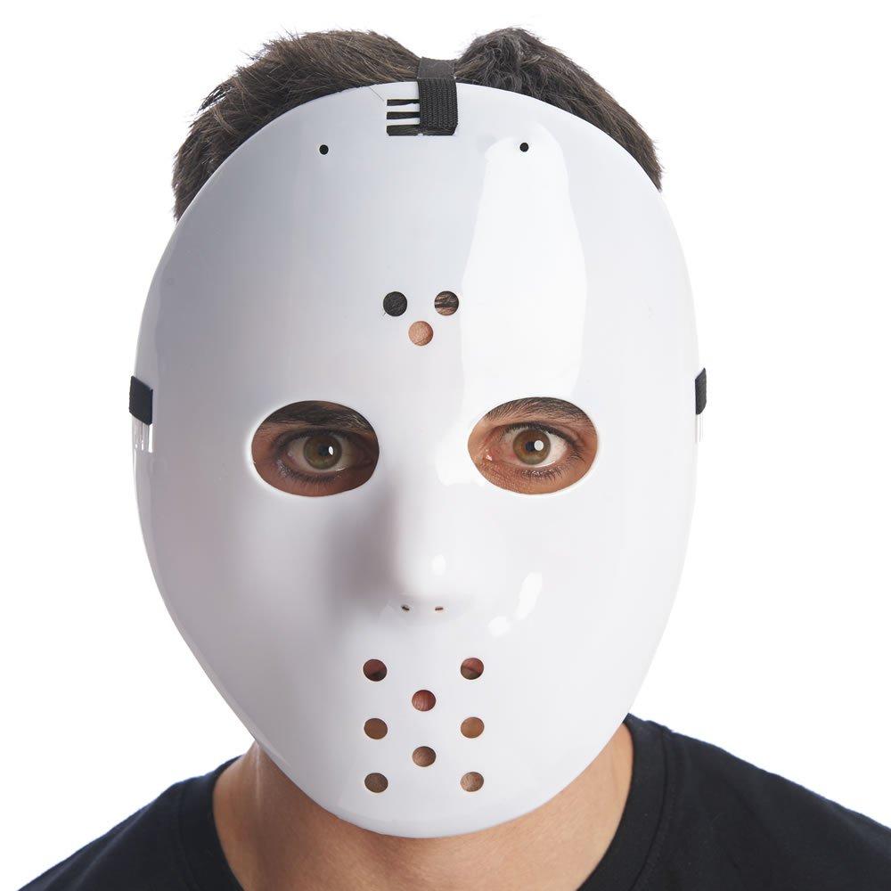 Wilko Hockey Mask for Halloween  £1 @ Wilkos (free C&C)