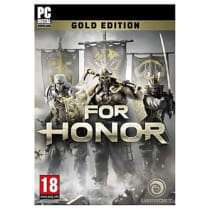 FOR HONOR: GOLD EDITION PC DVD £34.99 @ Game