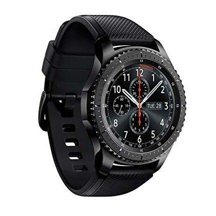 Samsung Gear S3 SM-R760 Frontier Bluetooth Smart Watch - Black £178 @ Toby deals