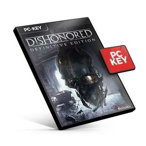 Dishonored - Definitive Edition (Steam Key / PC) - £4.39 @ GamesPlanet