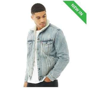 Levi's Mens Type 3 Sherpa Trucker Jacket was £109.99 now £59.99 + £4.99 P&P or Free with Premier or £75 spend