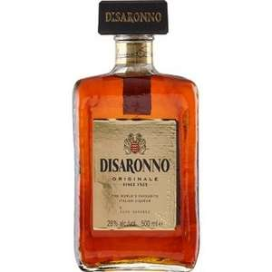 Disaronno Amaretto 50cl £13 @ Co-op and £3.50 back on Checkoutsmart
