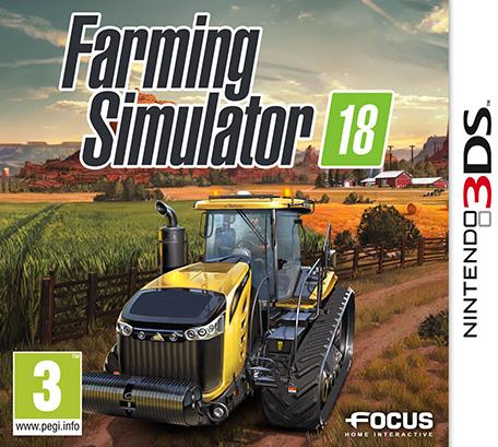 Farming Simulator 18 digital download game for Nintendo 3DS / 2DS £8.74 @ Nintendo eShop