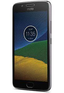 1581 Sold* Sim Free Motorola Moto G5 16GB 13MP 4G LTE Mobile Phone Grey - Manufacturer refurbished £70.99 @ Argos ebay outlet