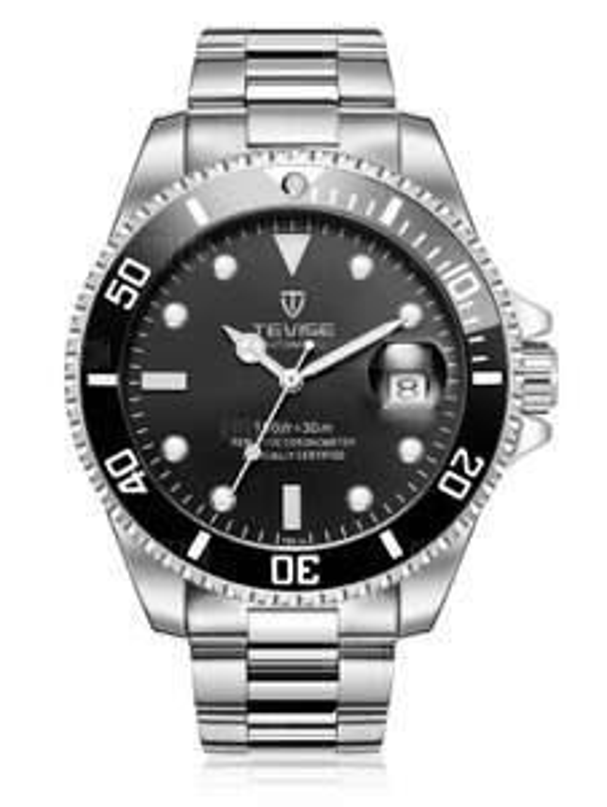 TEVISE T801A Men Mechanical Watch £15.96 @ Gearbest