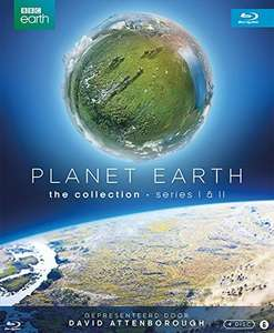 Planet Earth Collection (Series one and two) Blu Ray £12.98 Prime / £15.97 Non Prime @ Amazon