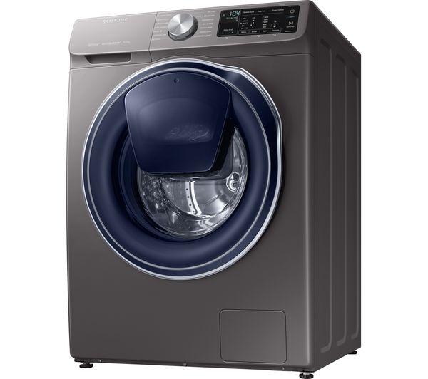 SAMSUNG QuickDrive WW90M645OPX 9KG 1400RPM Washing Machine, Graphite/White £629 w/code (£479 after £150 cashback via Samsung) @ Currys