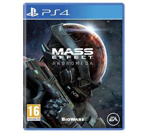 Mass Effect Andromeda PS4 - £10.99 @ Argos