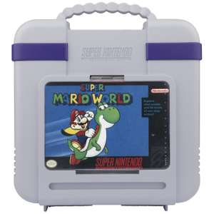 Nintendo Classic Mini: Super Nintendo (SNES) carry case. £29.99 reduced to £19.99 @ Argos