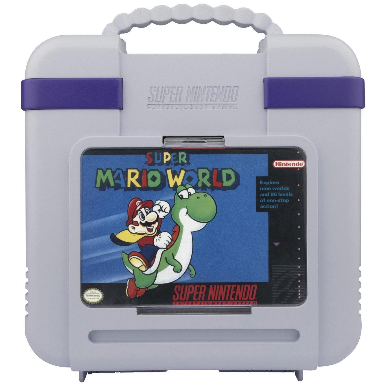 Nintendo Classic Mini: Super Nintendo (SNES) carry case. £29.99 reduced to £19.99 @ Argos