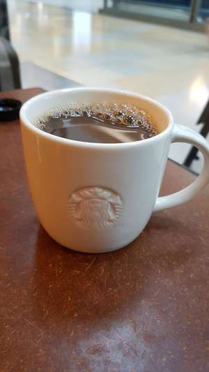 BOGOF Filter Coffee at Starbucks when sitting in from £1.45