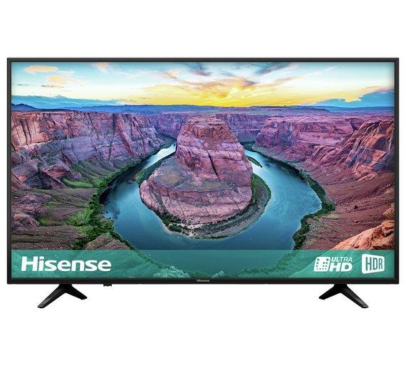 Hisense 50 Inch H50AE6100UK Smart 4K UHD TV with HDR @ Argos £449.00