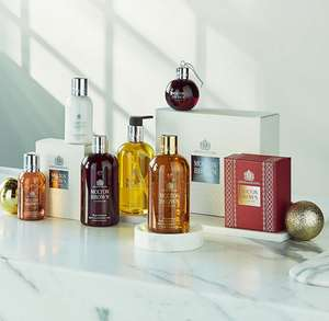 Molton Brown 6 Piece Luxurious Bath & Body Collection @ QVC - £47.95 Delivered