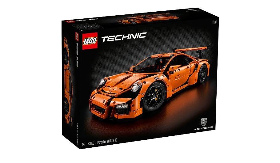 Lego 42056 Technic Porsche £181.97 @ Asda Direct