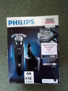 Philips S9031/26 Series 9000 Wet and Dry Electric Shaver £50 @ Boots Wrexham
