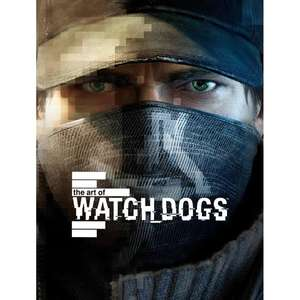 The Art Of Watch Dogs (Hardcover) £2.99 (In store/£5.50 Delivery) @ Forbidden Planet