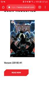 Venom #1 Free digital copy of Venom #1 on Marvel.com