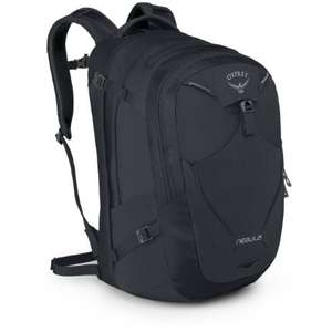 Osprey Nebula 34 Backpack in Black or Blue £44 at Wriggle with the voucher code and with free delivery through Collect+