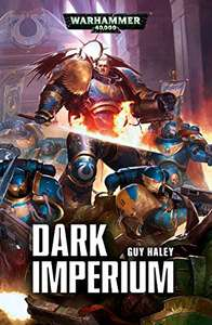 Warhammer 40,000 Dark Imperium novel - Kindle Edition £4.99, + Audiobook for just £4.99 more when bought together! @ Amazon