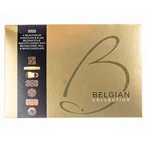 M&S Belgian Collection Biscuits 500g - Buy one, get one free - £6 @ M&S instore
