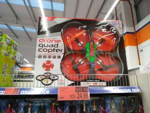 Giant 60cm Drone Quad Copter RC - £24.99 instore @ B&M (Rugby)