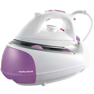 Morphy Richards Jet Steam Iron 333020 £42.50 delivered @ Sainsburys. The £18 code will work for first time purchasers.