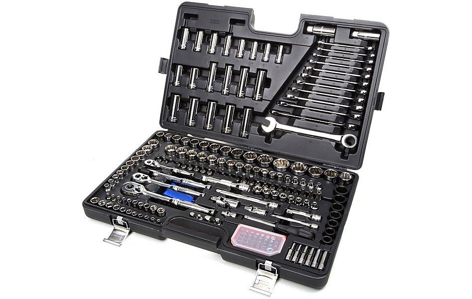 Halfords Advanced 200 Piece Socket and Ratchet Spanner Set - £185