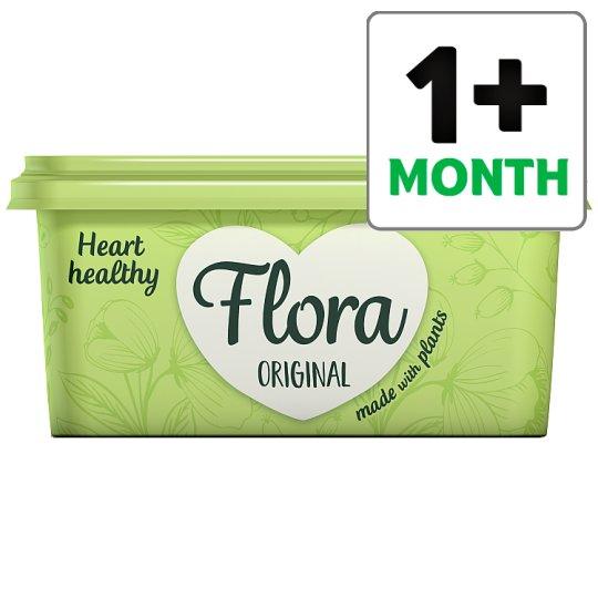 Flora Original / Flora Light / Flora Buttery Spread 500G £1 Each @ Tesco