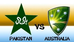 Australia Vs Pakistan Cricket Live on Star Gold Sky Channel 729 (free with basic entertainment package)