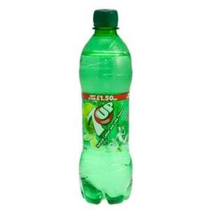 7UP 500ml Reduced to 25p - B&M