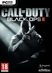 Call of Duty: Black Ops II 2 PC Steam Key £4.84 with FB code @ CD KEYS