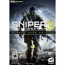 Sniper Ghost Warrior 3 (Season Pass Edition) PC Steam Key £5.99 @ CJS- CDKEYS